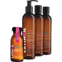 LATIN OIL Treatment, Shampoo, Conditioner, BB Curl